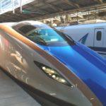 新幹線の電源位置とネット環境(充電グッズ)・乗車券購入と乗り継ぎ