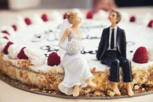 ウエディングケーキ結婚式