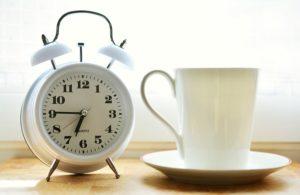 コーヒー時計